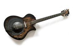 filth - Bariton Resonator Gitarre