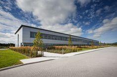 Flächen für Logistik in Mitchelstown, Irland | ALDI Ireland Verwaltungsgebäude | Foto: Anew McKnight
