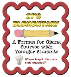 We all know that our students need to cite their sources when they do research. However, it can also feel like an overwhelming task. The Library Patch has a strategy that will simplify this process for you! FREE instructions, pictures, and templates that you can use to create your own student-centered bibliographies.