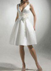 $86 wedding dress - my kinda dress!