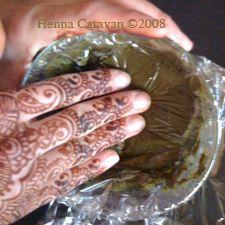 henna paste recipe