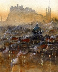 Edinburgh Imagined - Iain Stewart