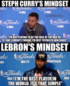 Lebron speaking the truth