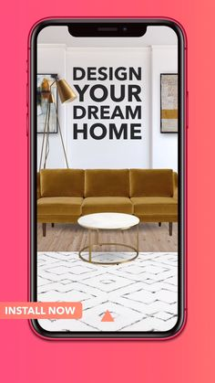 Design the house of your dreams at your fingertips! Ads Creative, Creative Advertising, Advertising Design, Furniture Ads, Furniture Stores, Ad Design, Layout Design, Inmobiliaria Ideas, Interior Design Awards