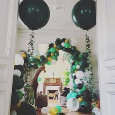 Jungle party #soballons