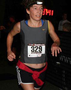Into the Darkness 4 Mile Night Trail Run on Oct. 20 in Roanoke, VA.