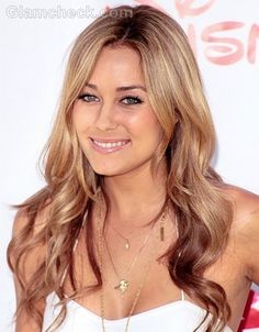 lauren conrad hairstyles color light brown with honey blonde hightlights