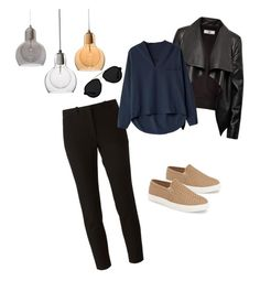 """""""Untitled #18"""" by georgia-marcellus on Polyvore featuring Joseph, HIDE, Steve Madden and 3.1 Phillip Lim"""