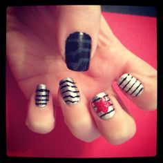 Winter soldier nails