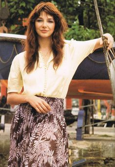 Kate Bush- One of the most beautiful and talented women ever