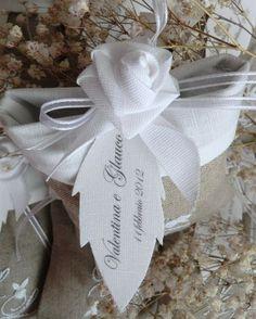 Elisabetta ricami a mano: Matrimonio in bianco...