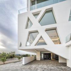 The Cube, Beirut, 2016 - Orange Architects