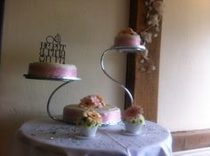Cake toppers can add something different to your cake