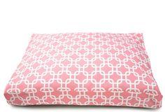 Links Dog Bed, Pink