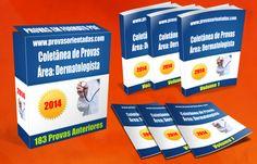 Coletânea de Provas para Concurso - Dermatologista