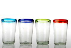 S/4 Assorted Baja Highball Glasses on One Kings Lane today
