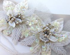 Bridal Sash Wedding Sash in Taupe Champagne And от AGoddessDivine