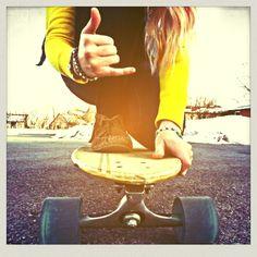 #Longboard #hangloose #photography