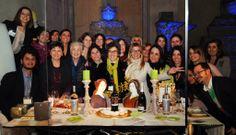 Maestri bottegai, foto di gruppo