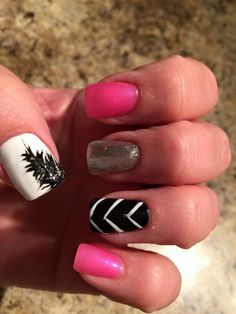 Nails all done at Karma Salon! Call to set up a appointment today! 715-68KARMA 715-685-2762 #Nails #NailSalon #NailDesign #NailArt
