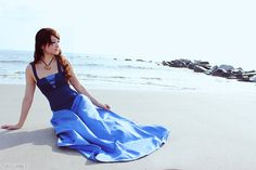 Vanessa Little Mermaid Disney Ursala Cosplay by mostflogged, $110.00 rehearsal dress??