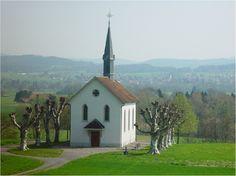 Kapelle Maria Hilf in Unterrüti, Merenschwand