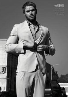 Kellan Lutz for Fashionisto, Talks The Expendables 3 image kellan lutz fashionisto photos 006