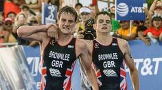 Brownlee brothers prove blood really is thicker than water – and sweat.