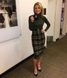 is wearing a look by Women, Zara, Pencil Skirt, Hot, Skirts, How To Wear, Amy, Fashion