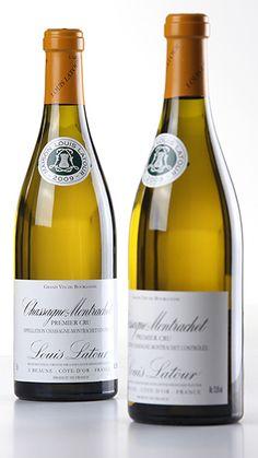 Louis Latour's Chassagne-Montrachet Premier Cru
