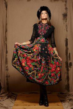 Image result for inspired folklore dress