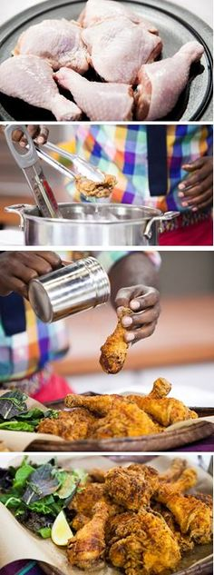 Make Marcus Samuelsson's fingerlickin' good fried chicken. Pin your favorite chicken recipes from www.today.com/food and share with friends!