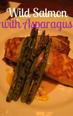 'All My Children' star Finola Hughes worked with Clinton Kelly to prepared a dinner entree of Wild Salmon with Mushrooms and Asparagus on The Chew. http://www.foodus.com/the-chew-clinton-kelly-wild-salmon-with-mushrooms-asparagus-recipe/