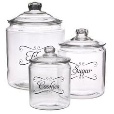 decals for kitchen | Vinyl Decals for kitchen jars | Cricut ideas