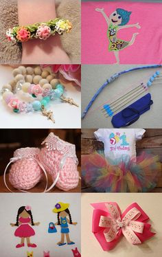 Everything Girl - Kids At Heart Team Treasury by Jenny on Etsy--Pinned with TreasuryPin.com