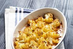 Vem vill äta potatis eller ris till middag när man kan njuta av gyllene smörrostade blomkålsbuketter? Godare och enklare blir det inte att ordna en LCHF-sidorätt!