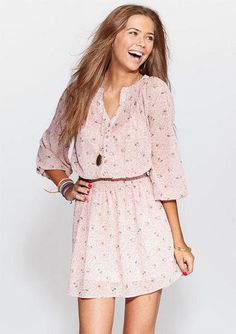 Chic plus girly dresses on Pinterest | Teen Fashion, Teen ...