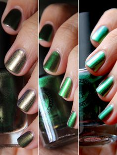 Mutagen (I Love Nail Polish)