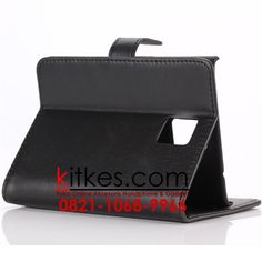 Wallet Stand Leather Case Blackberry Passport - Rp 135.000 - http://www.kitkes.com/product/217/1061/Wallet-Stand-Leather-Case-Blackberry-Passport/?o=default