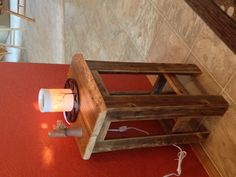 Small table or bar stool