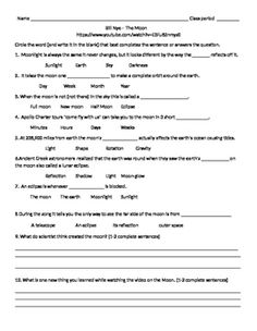 worksheet for bill nye magnetism video differentiated worksheet video guide pinterest. Black Bedroom Furniture Sets. Home Design Ideas