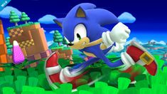 Nintendo Direct: Sonic the Hedgehog Returns in Super Smash Bros