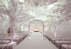 Winter Wonderland Ceremony | Inspirations