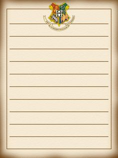 Journal Card - Harry Potter - Hogwarts letter - 3x4 photo: A little 3x4inch journal card by pixiesprite. Click on options - download to get the full size image (900x1200px). Harry Potter/crest belong to JK Rowling/Warner Bros. Crest from harrypotter.wikia.com ~~~~~~~~~~~~~~~~~~~~~~~~~~~~~~~~~ This card is **Personal use only - NOT for sale/resale/profit** If you wish to use this on a blog/webpage please include credits AND link back to here. Thanks and enjoy!! This photo was uploaded by ...
