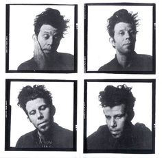 """Allow me to introduce you to Tom Waits - an entry on my list of """"artists to see""""..."""