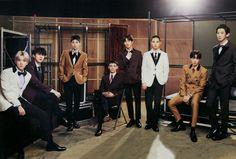 my fave! them. EXO! #exo #sehun #chanyeol #kai #kyungsoo #chen #xiumin #lay #baekhyun #suho #kpop