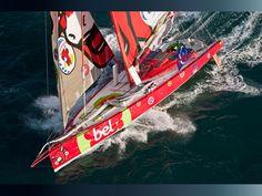 Sailing Barcelona World Race Desktop Background Images, Hd Wallpaper Desktop, Computer Wallpaper, Hd Backgrounds, New Wallpaper, Sailboat Racing, Desktop Themes, Sports Wallpapers, Sailing