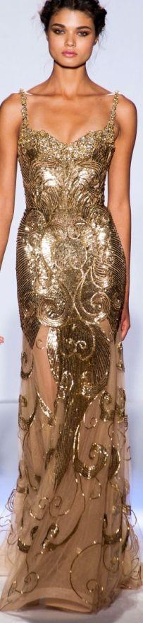 Siren.  Zuhair Murad Spring 2013 Couture
