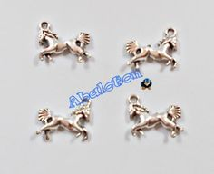 charms caballo andaluz 20mmx 15mm