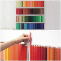 Coloured Pencils - creative & colourful!